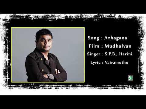 Azhagana Rakshasiyea Super Song   Mudhalvan   A.R. Rahman