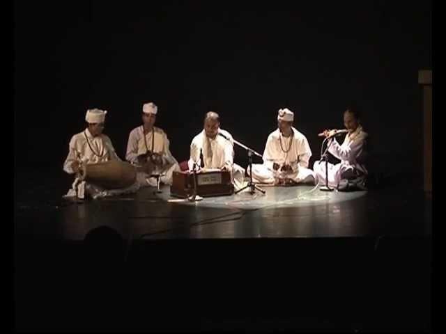 Borgeet by Mr. Amal Mahanta at Saaneki - Indelible Impressions of Assam