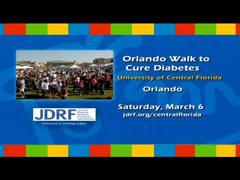 Brighthouse Networks 2010 JDRF Walk To Cure Diabetes at UCF