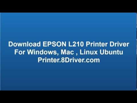 Скачать драйвера Принтеры EPSON L210