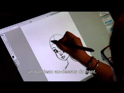 Clochette et la Fée Pirate - Apprenez à dessiner Zarina !