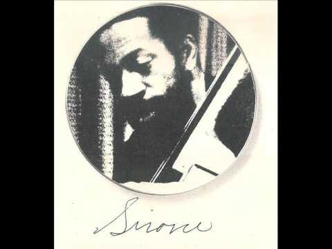 Sirone - Bass Solo from 'La Sorrella'