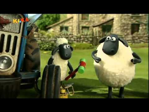 Shaun The Sheep - Troublesome Tractor