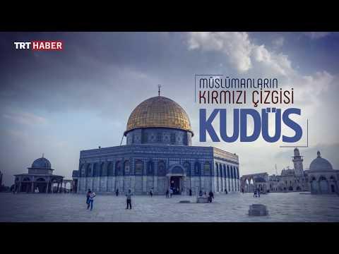 ABD'nin Kudüs provokasyonu sonrası tüm gelişmeler TRT Haber'de