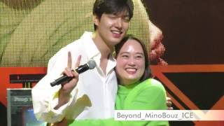 20170219【The Originality of Lee Min Ho】Minho, the King of Dancing Machine Full Version😂😂😂