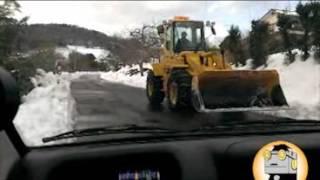 大雪の後の伊達管内ニュース(2月17日)