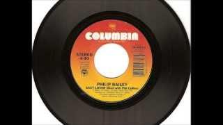 Easy Lover , Phillip Bailey & Phil Collins , 1984 Vinyl 45RPM