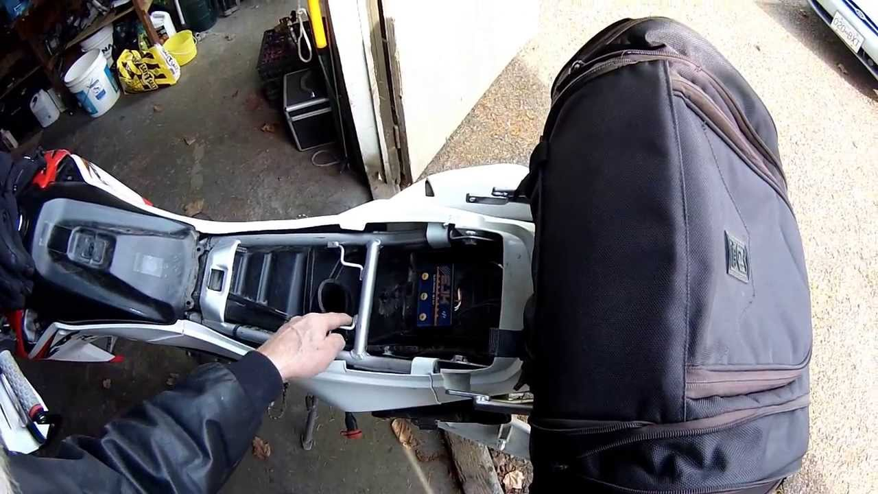 Crf250l Airbox Mod And Ejk Settings Youtube