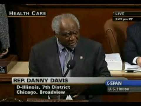 Rep. Danny K. Davis 7th District IL