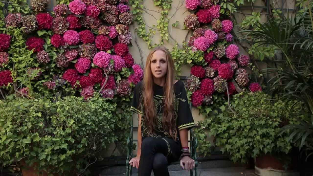 Allegra Versace ALS Ice Bucket Challenge