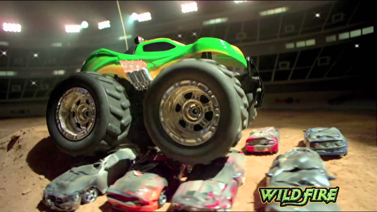 """Toys """"R"""" Us Fast Lane WildFire R/C Monster Truck (2011 ..."""