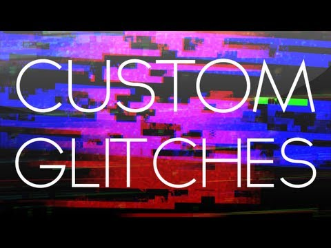 After Effects Tutorial: Custom Glitches
