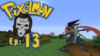Pixelmon: Let's Go! - Fishing [Episode 13] #PixelmonLetsGo