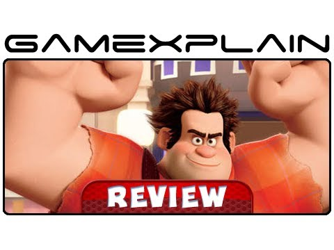 Wreck-It Ralph - Movie Review (Spoiler Free!)