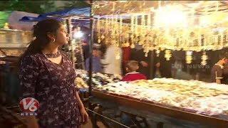 Special Story On Ramzan Night Bazaar At Charminar | Hyderabad