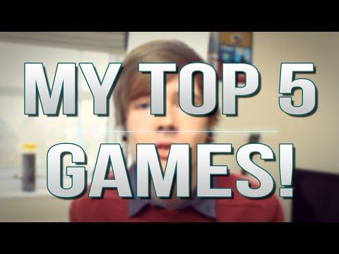 TDM Vlogs   MY TOP 5 GAMES!   Episode 23