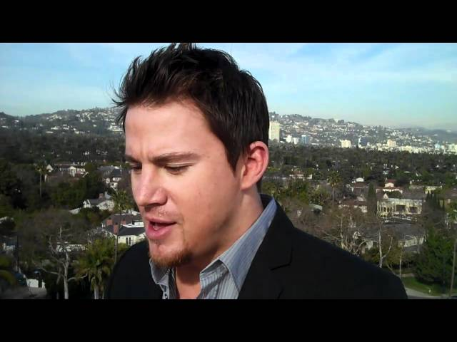 Channing Tatum - What movie inspired you to become an actor?