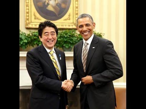 Barack Obama visited Japan 2016