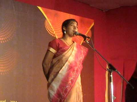 Mungli Kotha (by Debobrata Singh) Recatation By Afroza Shabnam Bratati video