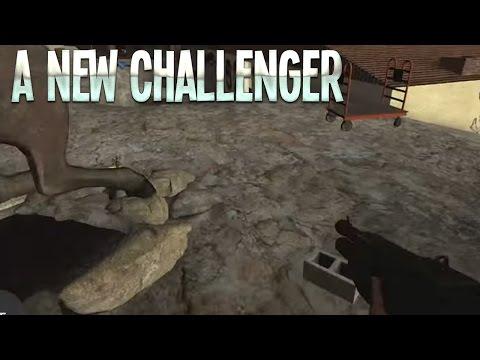 A New Challenger (Garry's Mod - Prop Hunt)