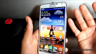 Samsung Galaxy Note 3 Review Part 1-Bargainteers