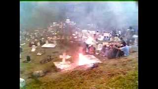 All Souls' Eve -- Sagada 2004