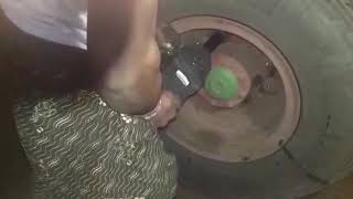 "Durai Tech Engineering 1""Sq.dr impact wrench working Torque 3390 Contact:Subash 9597385117"