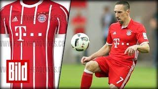 Bayern München - Leak - Neues Trikot?