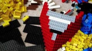LEGO ship Sea Diamond time lapse