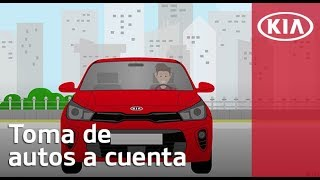 KIA Konfidence: Toma de autos a cuenta   KIA MOTORS MÉXICO