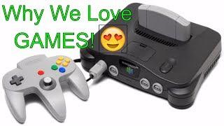 Why We Love Games! Sandbox Media Gamercast