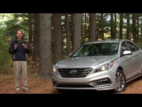 2015 Hyundai Sonata Sport - TestDrvieNow.com Review by Auto Critic Steve Hammes   TestDriveNow