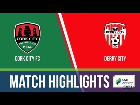 GW22: Cork City 1-4 Derry City