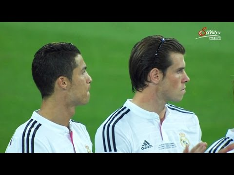 Cristiano Ronaldo vs Atletico Madrid (Home) 14-15 HD 720p By Andre7 (Spanish Super Cup)
