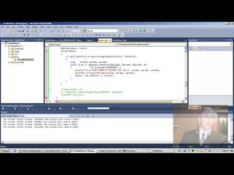 DirectShow Programming 26