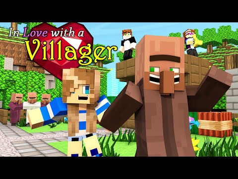 ♪ in Love With A Villager - An Original Minecraft Song Animation- Official Music Video video