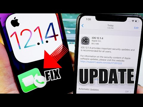 iOS 12.1.4 is FINALLY HERE | Very important information about this Update