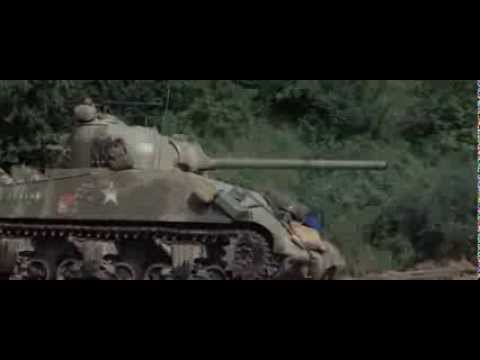 Kellys Heroes 1970 Tank Tunnel Attack