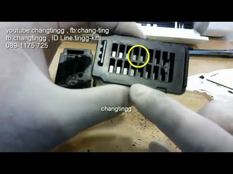 Howto Refill Canon PG 745.CL746 Ip2870 #changtingg