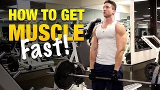 How to Get Muscle Fast Stick With These Proven Compound Exercises