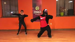 Zumba Fitness by Juany Duarte - Halloween 2017