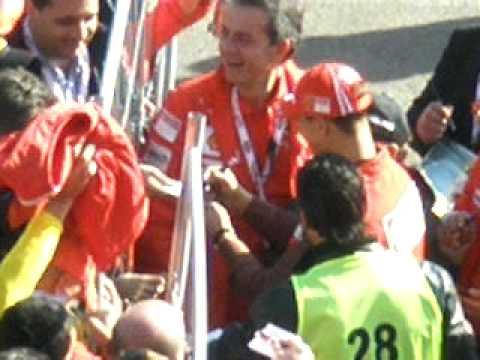 Ferrari - Mugello - Michael Schumacher - www.truckerworld.eu