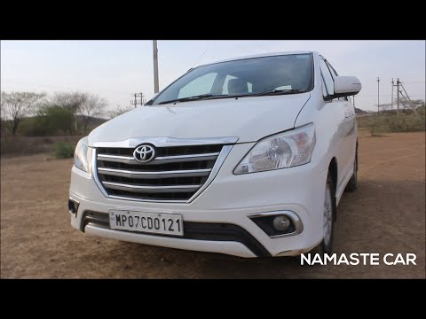2015 Toyota Innova   Real-life review
