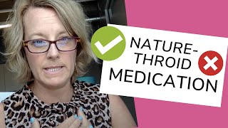 What is Nature-Throid Medication and is it Good for me?