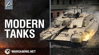 Developer Diaries - Modern Tanks