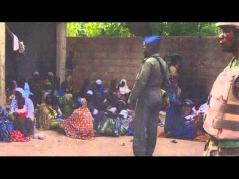 Boko Haram crisis: Nigerian army 'frees more captives'