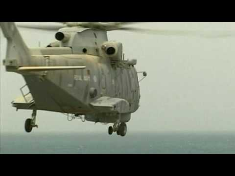 Agusta Westland - helicopter manufacture in Somerset