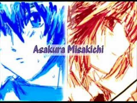 Sakura Story- an SxS doujinshi/ fan-manga (A.misaki) Video