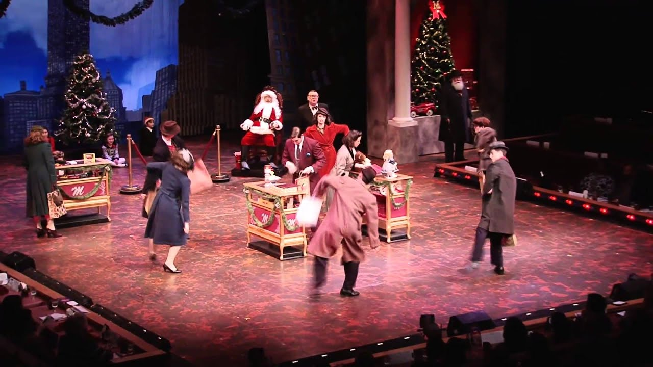 Westchester Broadway Presents Miracle On 34th St YouTube