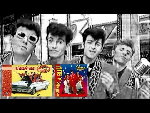 Cherry Együttes - Rock And Roll - válogatás 1992 - 1993